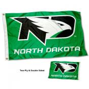 North Dakota Fighting Hawks Two Sided 3x5 Foot Flag