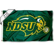 North Dakota State Bison 4'x6' Flag