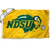 North Dakota State University 4'x6' Flag