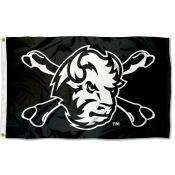 North Dakota State University Cross Bone Flag