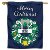 North Florida Ospreys Christmas Holiday House Flag