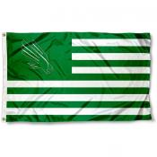 North Texas UNT Mean Green Nation Flag
