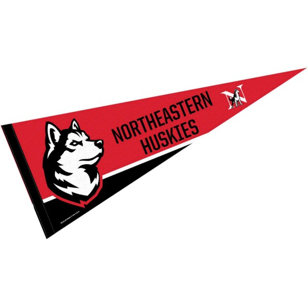 Northeastern Huskies Pennant