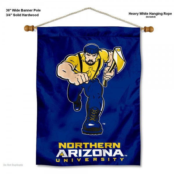 Northern Arizona Lumberjacks Wall Hanging