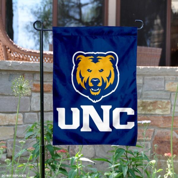 Northern Colorado Bears Logo Garden Banner