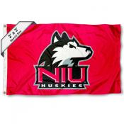 Northern Illinois Huskies 2x3 Flag