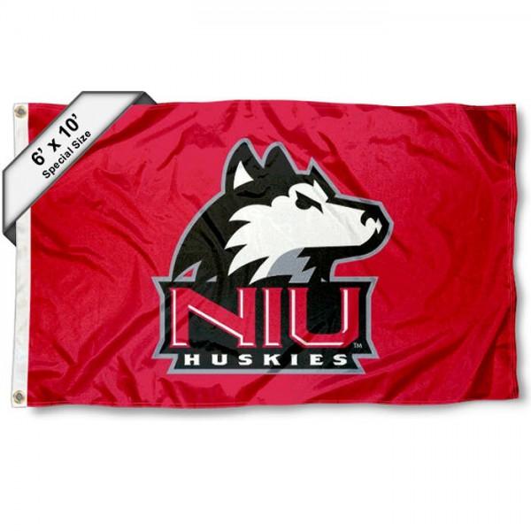Northern Illinois Huskies 6x10 Foot Flag