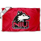 Northern Illinois Huskies 6x10 Foot Flag