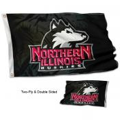 Northern Illinois University Stadium Flag