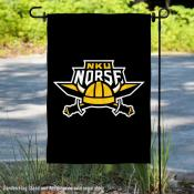 Northern Kentucky University Norse Double Sided Garden Flag