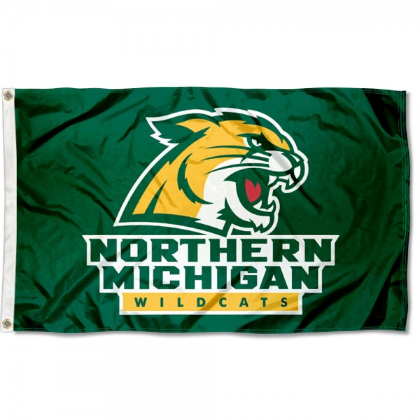 Northern Michigan University Flag