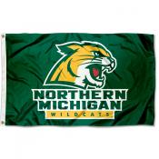 Northern Michigan University Flag