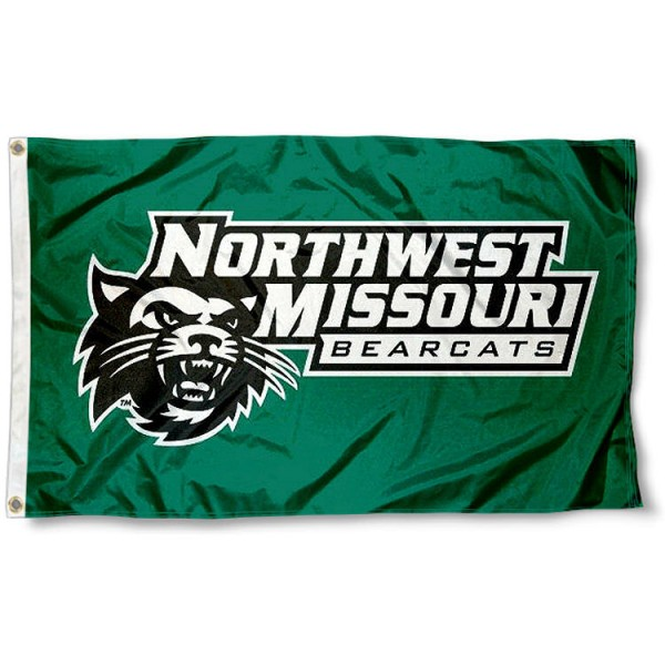 Northwest Missouri State Bearcats Flag