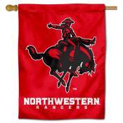 Northwestern Oklahoma State University House Flag