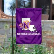Northwestern State Demons Garden Flag
