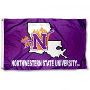 Northwestern State Flag