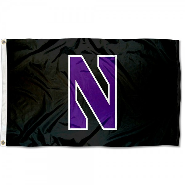 Northwestern University Black Flag