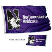 Northwestern University Flag - Stadium
