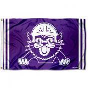 Northwestern Wildcats Retro Vintage 3x5 Feet Banner Flag
