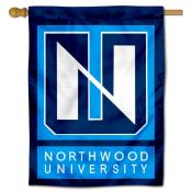Northwood Timberwolves House Flag