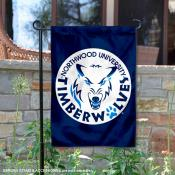 Northwood University Double Sided Garden Flag