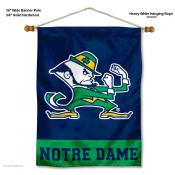 Notre Dame Fighting Irish Wall Hanging
