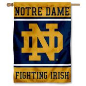 Notre Dame House Flag