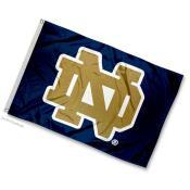 Notre Dame Mini Flag
