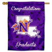 NSU Demons Graduation Banner
