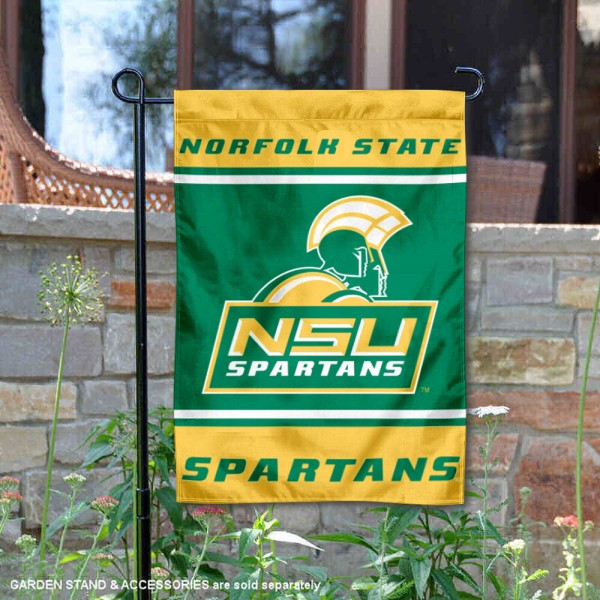 NSU Spartans Garden Flag