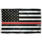 Nurses Thin Line 3x5 Foot Flag