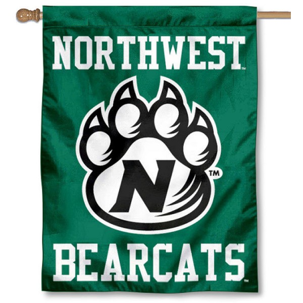 NW Missouri State Bearcats House Flag