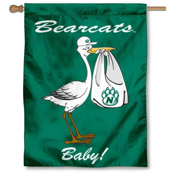 NWMSU Bearcats New Baby Banner
