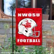 NWOSU Rangers Football Garden Flag