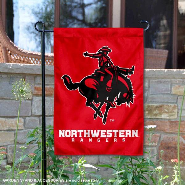 NWOSU Rangers Garden Flag