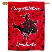 NWOSU Rangers Graduation Banner