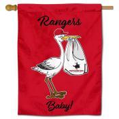 NWOSU Rangers New Baby Banner