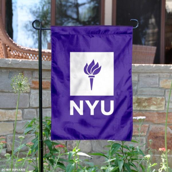 NYU Garden Flag