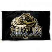 Oakland Golden Grizzlies Flag