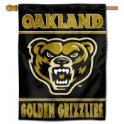 Oakland University House Flag