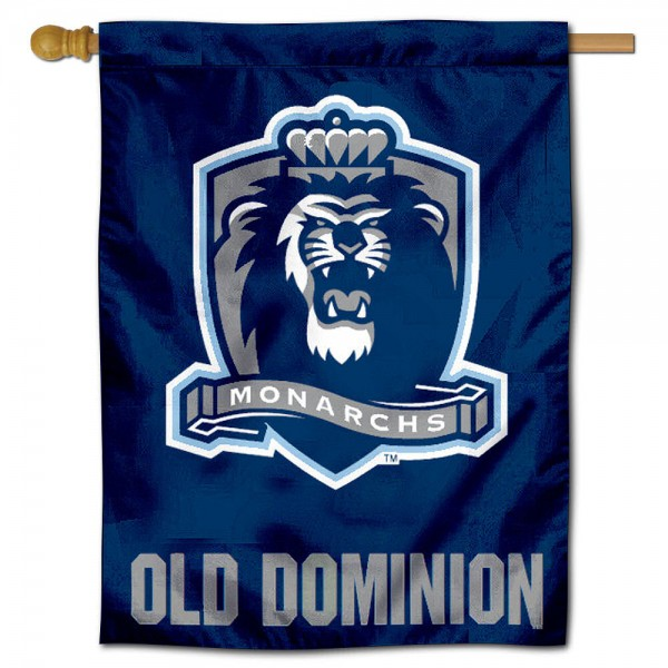 ODU Monarchs Polyester House Flag
