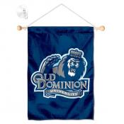 ODU Monarchs Small Wall and Window Banner
