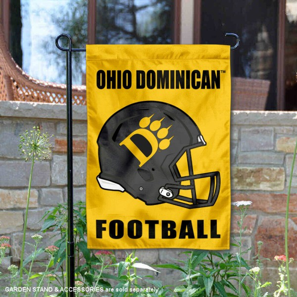 ODU Panthers Football Garden Flag