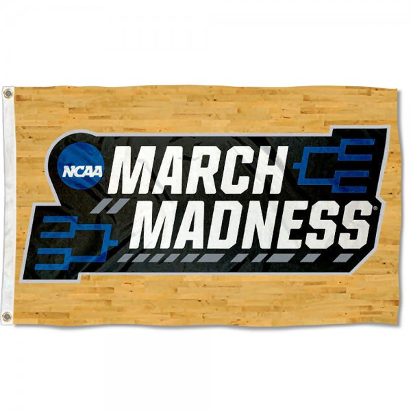 Official March Madness Flag