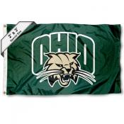 Ohio Bobcats 2x3 Flag
