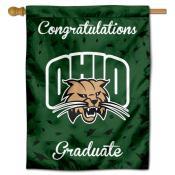 Ohio Bobcats Graduation Banner