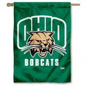 Ohio Bobcats House Flag