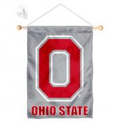 Ohio State Buckeyes Small Wall and Window Banner
