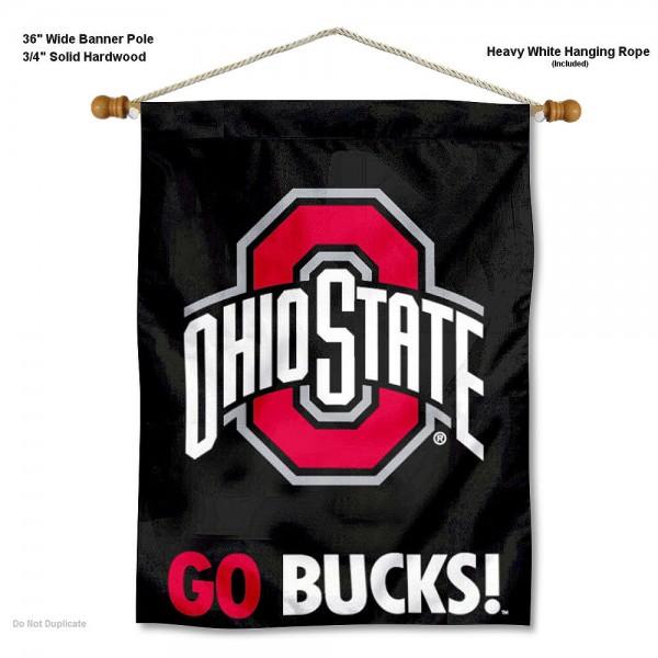 Ohio State Buckeyes Wall Hanging