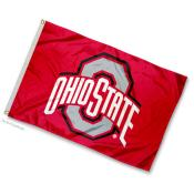 Ohio State Mini Flag